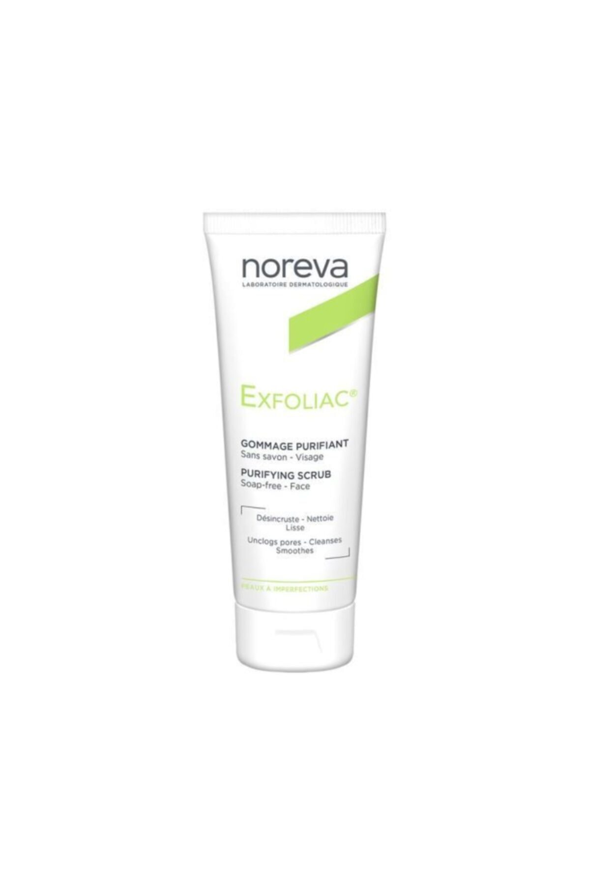 Noreva Exfoliac Facial Scrub 50ml 1
