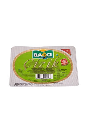 Bağcı Yeşil Çizik Zeytin 210 gr