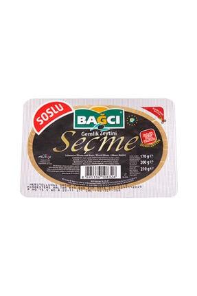 Bağcı Soslu Siyah Zeytin 210 gr