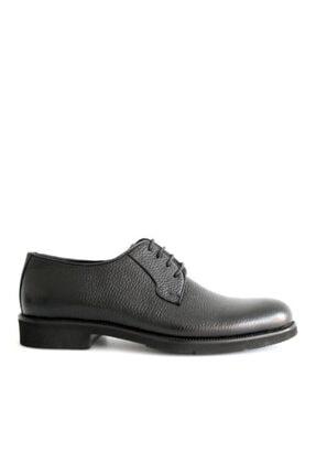 Beta Shoes Erkek Siyah Re Beta Deri Ayakkabı
