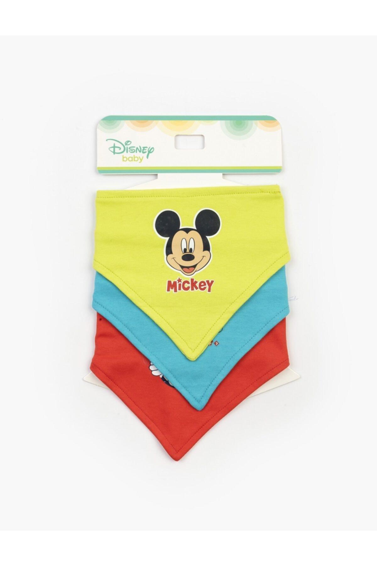 Mickey Mouse Disney 3'lü Önlük Set 17320 2