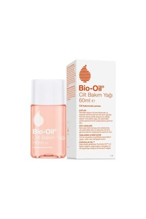 Bio-Oil Çatlak Karşıtı Ve Leke Giderici Bakım Yağı Yeni Ürün 60 ml