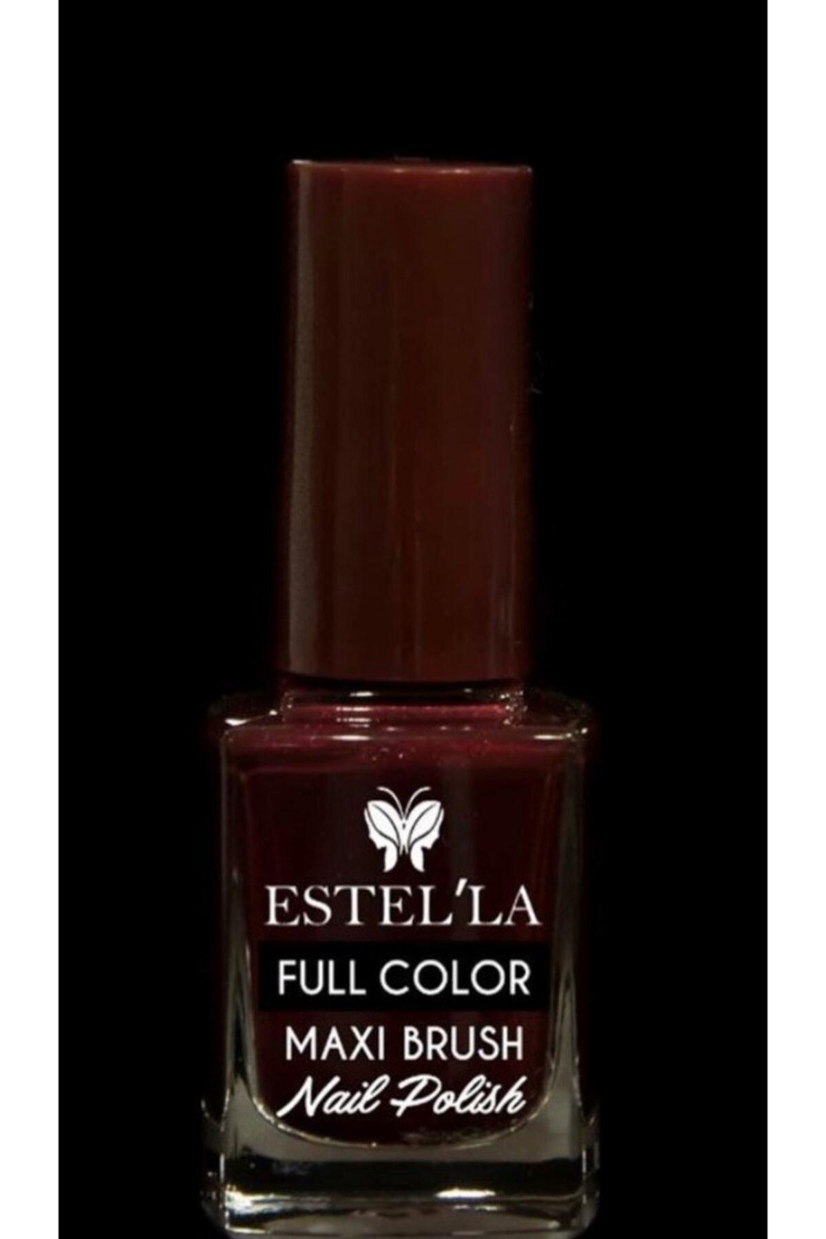 Estella Bordo Full Color Oje 24 1