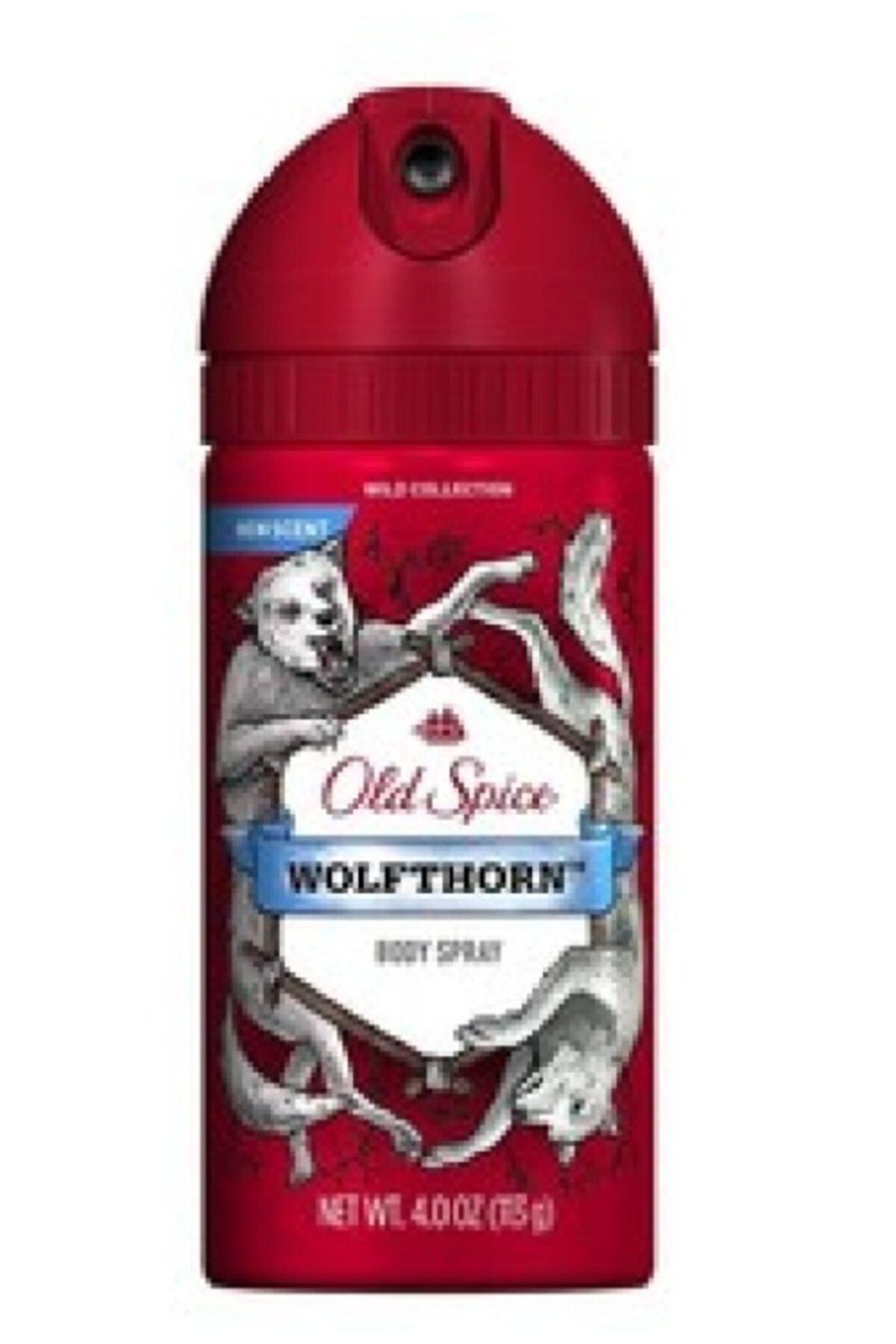 Old Spice Wolfthorn Deodorant Sprey 113 gr 1