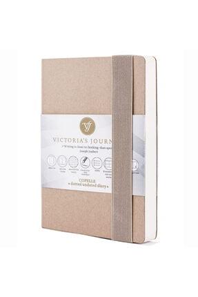 Victoria's Journals 14x21 120 Yaprak Noktalı Las.copelle New Bloknot