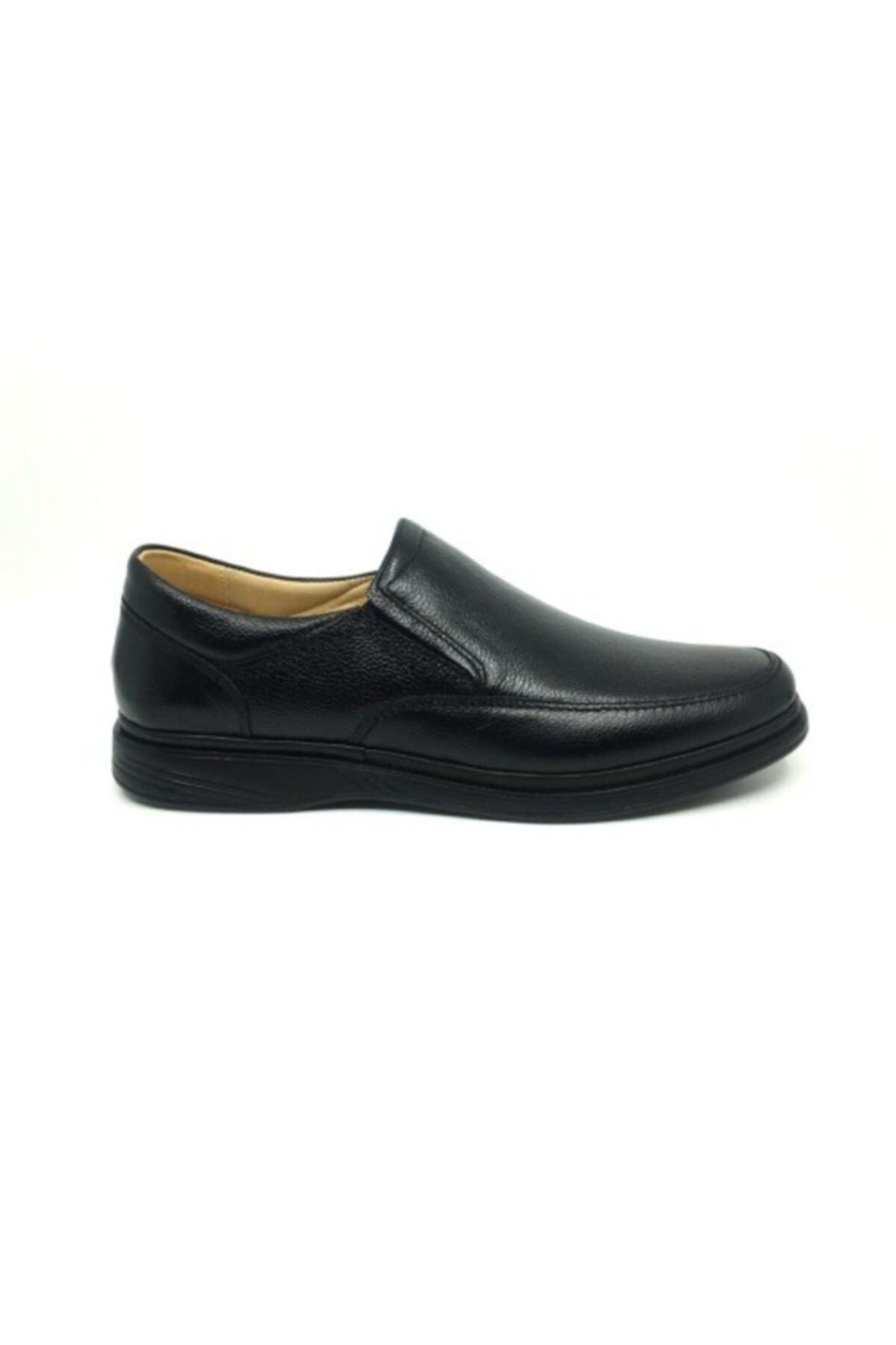 Seher Erkek Siyah Casual Ayakkabı 1