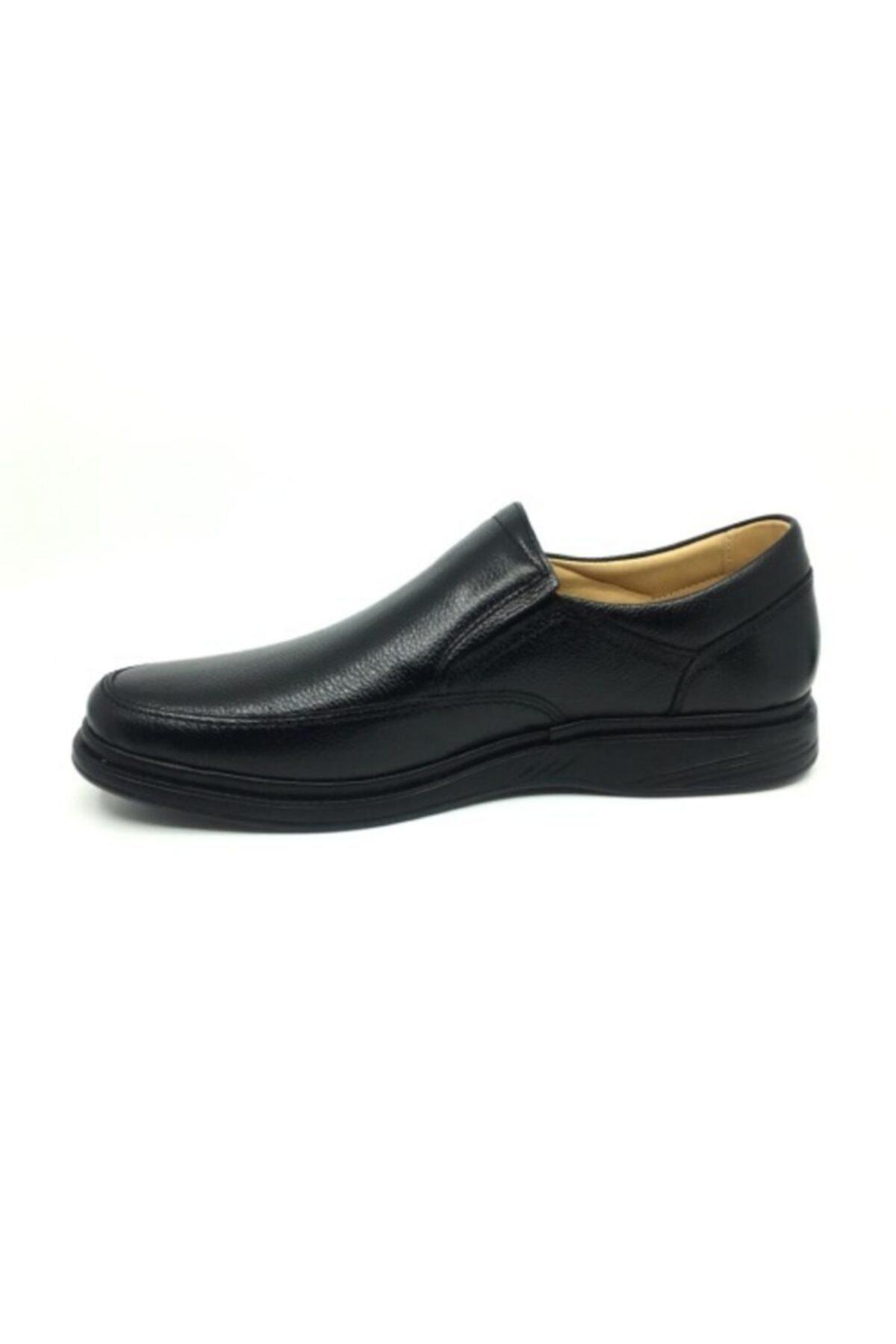 Seher Erkek Siyah Casual Ayakkabı 2