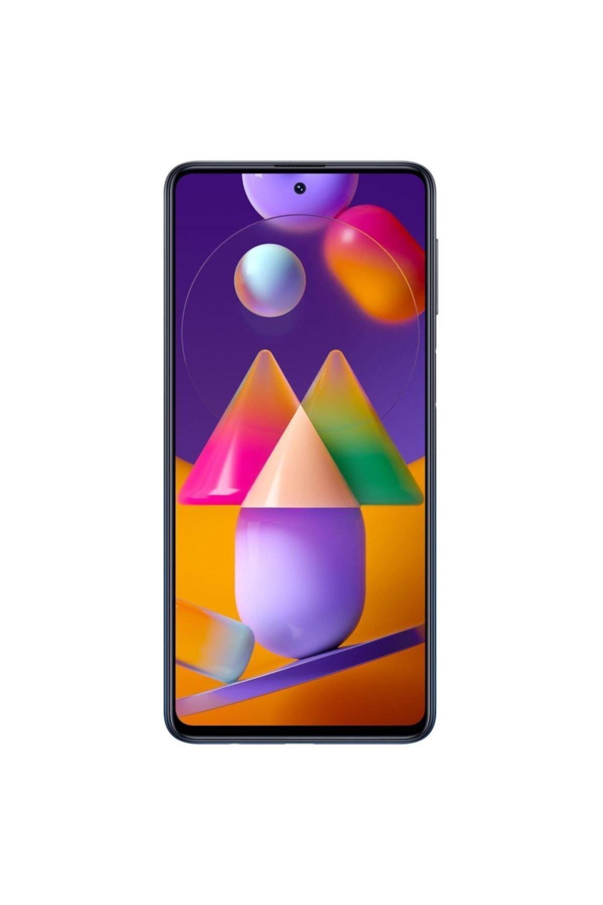Samsung Galaxy M31s (Çift Sim) 128GB Mavi Cep Telefonu (Samsung Türkiye Garantili) 1