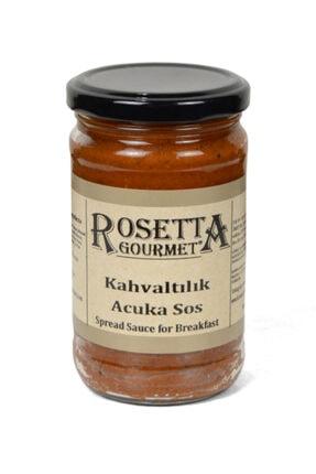 Rosetta Gourmet Kahvaltılık-meze Acuka Sos Spread Sauce For Breakfasts And Dinners 330 gr
