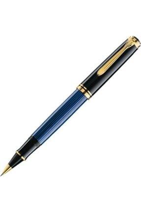Pelikan Souveran Roller Kalem Mavi Siyah R600