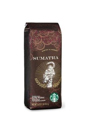 Starbucks Sumatra Filtre Kahve 250 Gr Çekirdek Kahve