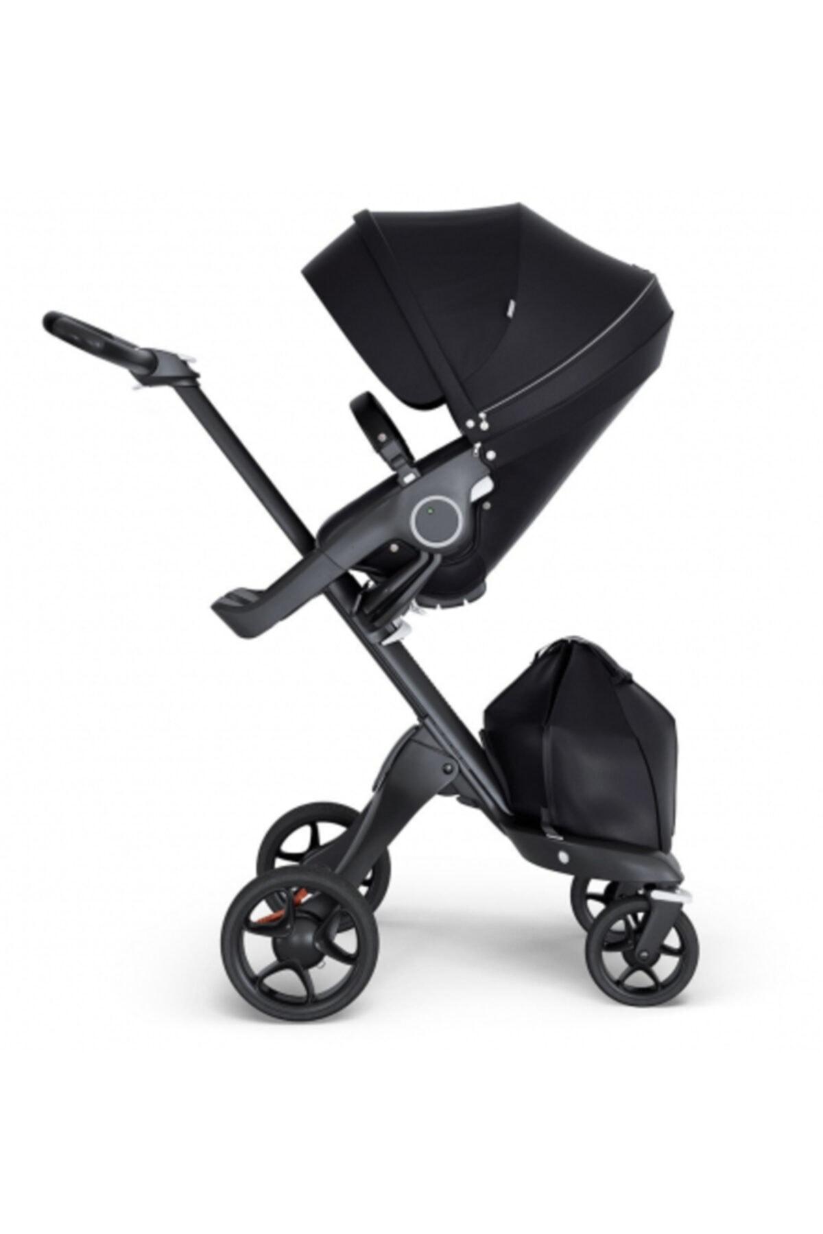 Stokke Unisex Bebek Siyah Xplory Bebek Arabası 1