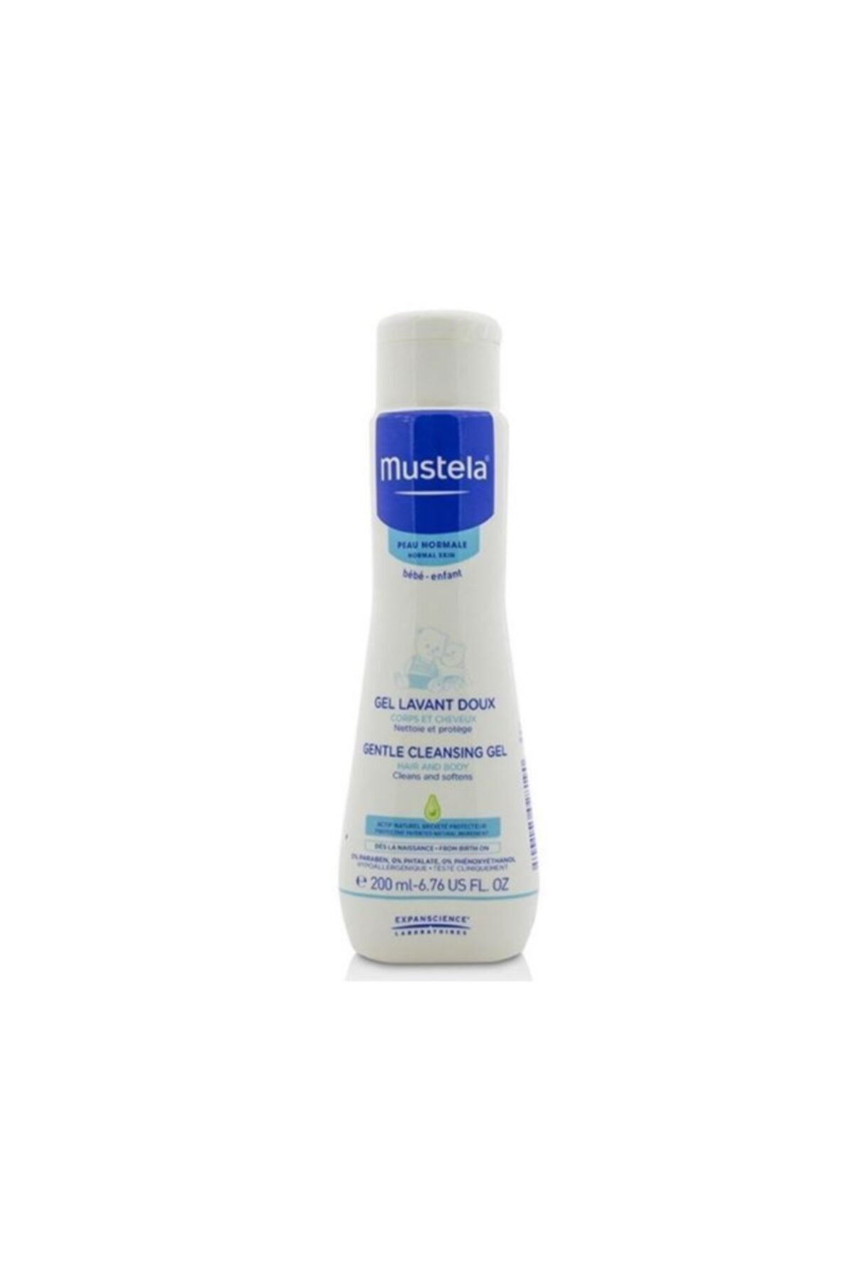 Mustela Dermo Cleansing 200ml 1