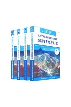 Antrenman Yayınları Antrenmanlarla Matematik (1-2-3-4) Kitap Seti