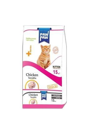 Versele Laga Pawpaw Yavru Pol.kitten Kedi Maması Tavuklu 15 Kg