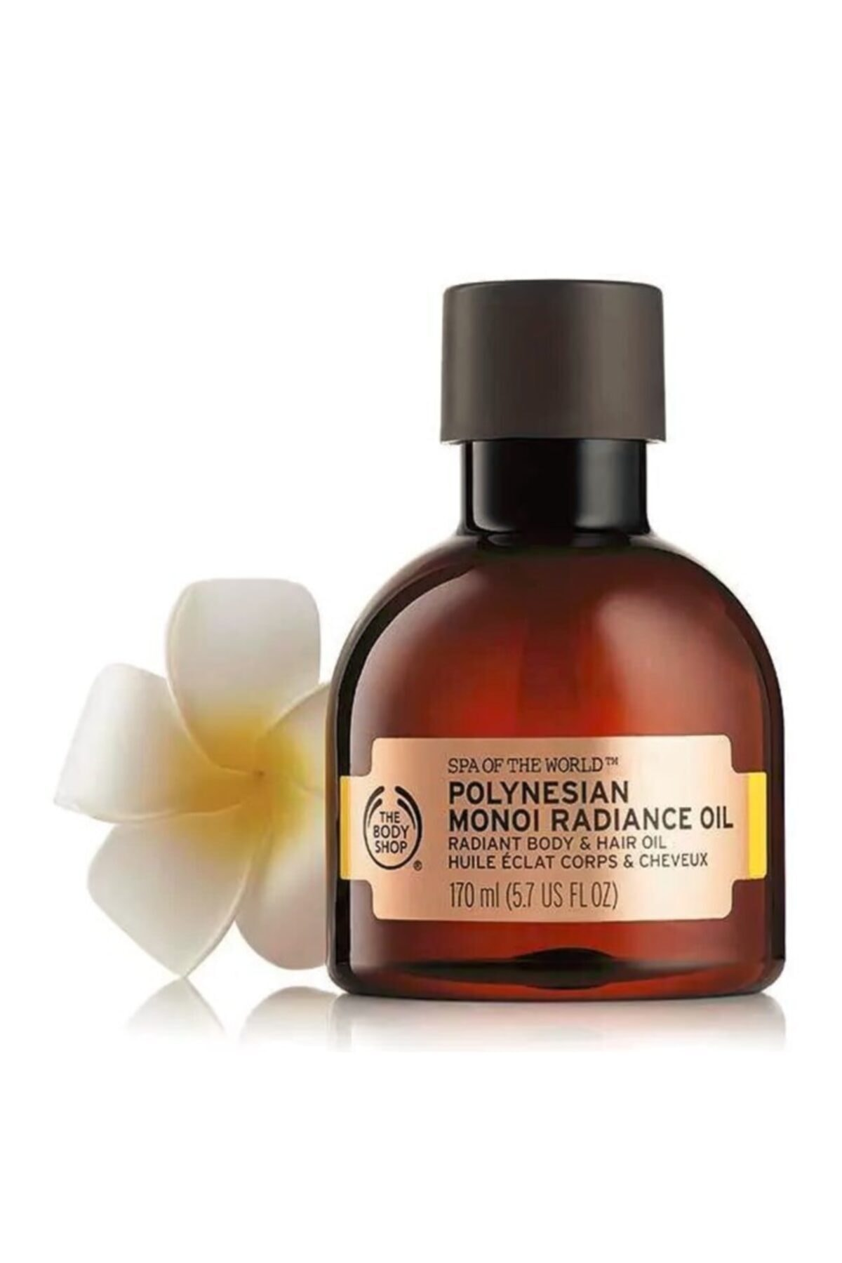 THE BODY SHOP Spa Of The World Polynesian Monoi Saç Ve Vücut Yağı 170ml 2