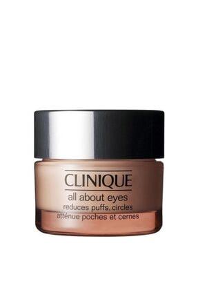 Clinique Göz Bakım Kremi - All About Eyes 15 Ml 020714157760