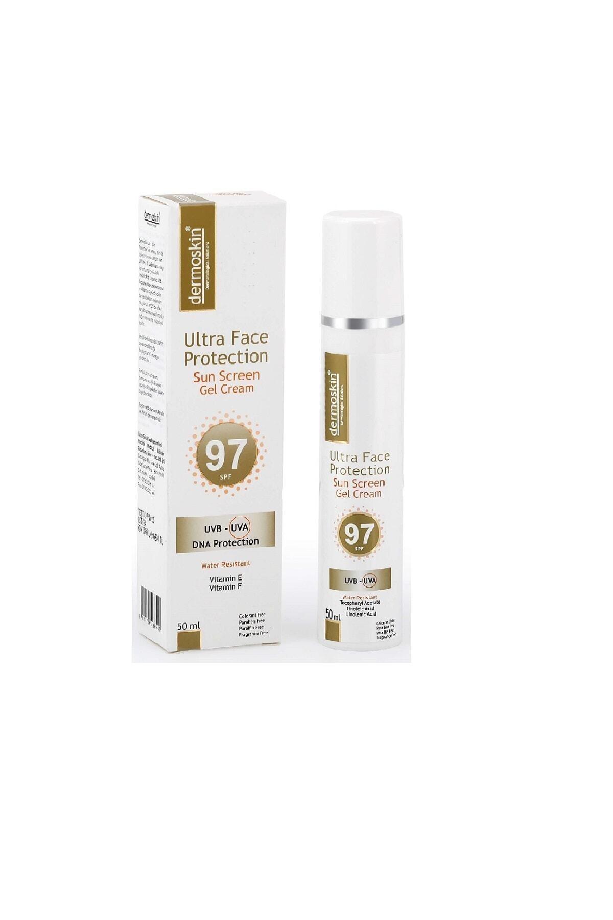 Dermoskin Ultra Face Protection Sun Screen Spf97 50ml 1