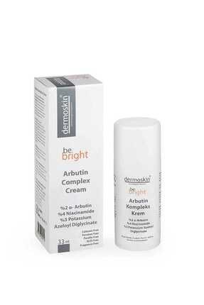 Dermoskin Be Bright Leke Giderici Arbutin Kompleks  Krem 33 ml