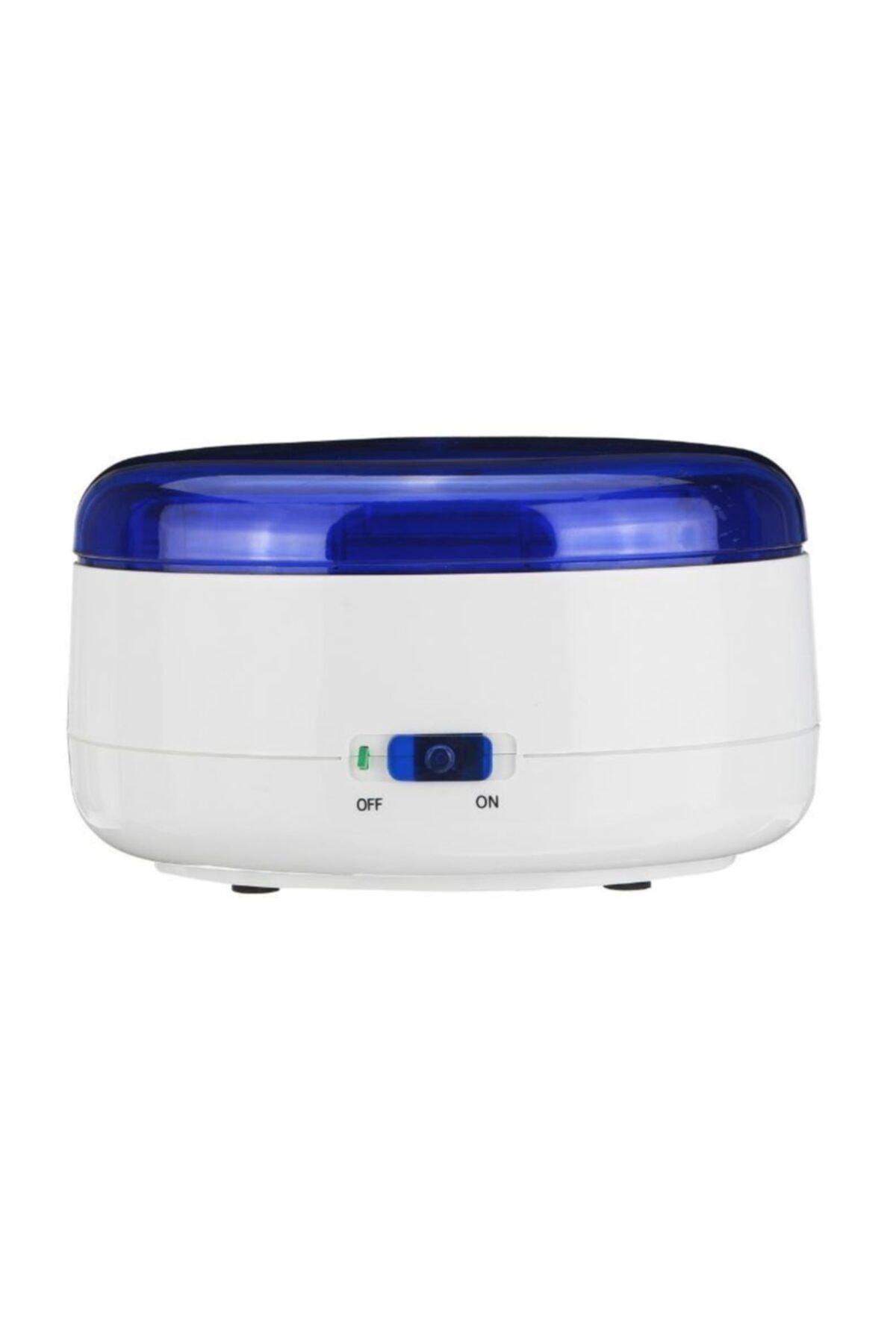 Techmaster Dijital Ultrasonik Takı Saat Gözlük Temizleyici Makinesi 500ml 1