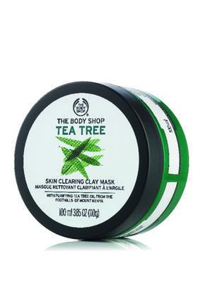 THE BODY SHOP Çay Ağacı - Arındırıcı Kil Maskesi 100ml