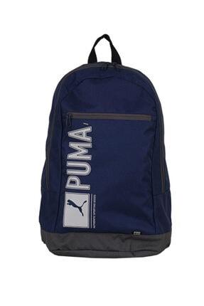 Puma Unisex Lacivert 73391 Kumaş Sırt Çantası