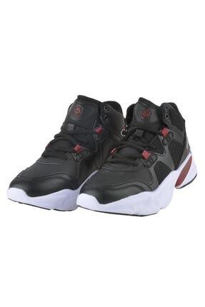 MP 202-1400 Siyah-kırmızı Unisex Basketbol Ayakkabısı
