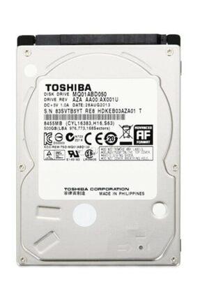 Toshiba 500 Gb 2,5 5400 Rpm Sata 3 Hard Disk Mq01abd050v