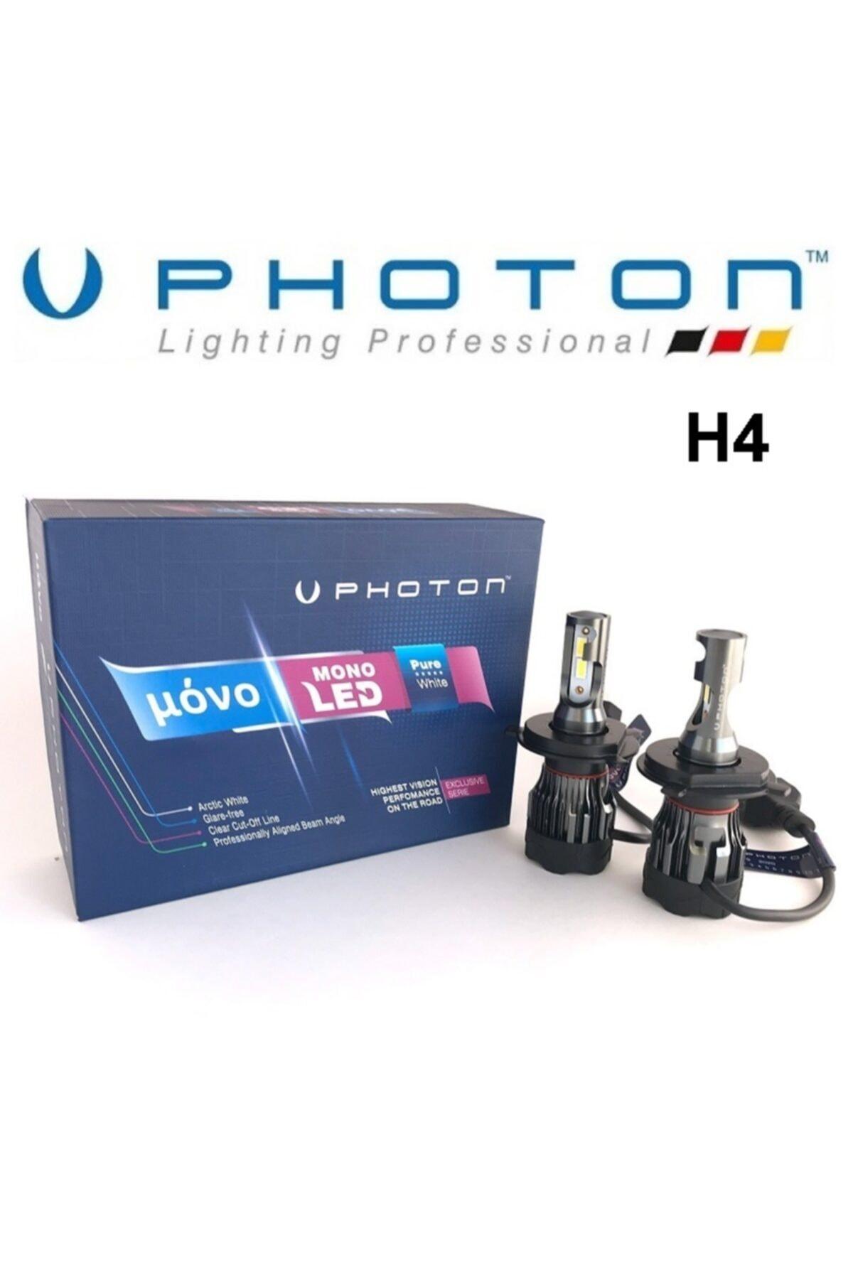 Photon Mono H4 Led Xenon Oto Ampulü 1