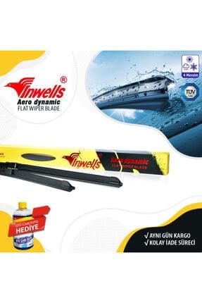 Inwells Vw Golf 6 Inwells Muz Silecek Takımı (2009-2012) 018061
