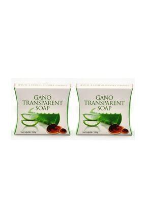Gano Transparent Derma Mantarlı Şeffaf Sabun 2 X 100 G