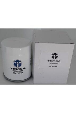 TEMSA Td360935y Filtre,yağ L200su/carisma/lancer/asx/spacestar Mıtsubıshı