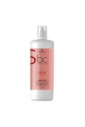 SCHWARZKOPF HAIR MASCARA Bonacure Şampuan Acil Kurtarma 1000ml (repair Rescuve)