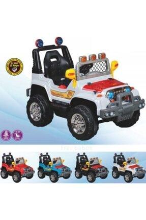 Aliş Toys Aliş Magnum Jeep 503 12 Volt Turbo Akülü Araba
