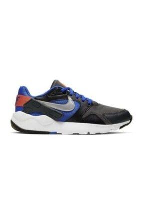 Nike Kadın Siyah Mavi Ld Vıctory Spor Ayakkabı