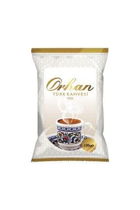 Orhan Öğütülmüş Türk Kahvesi 100 Gr