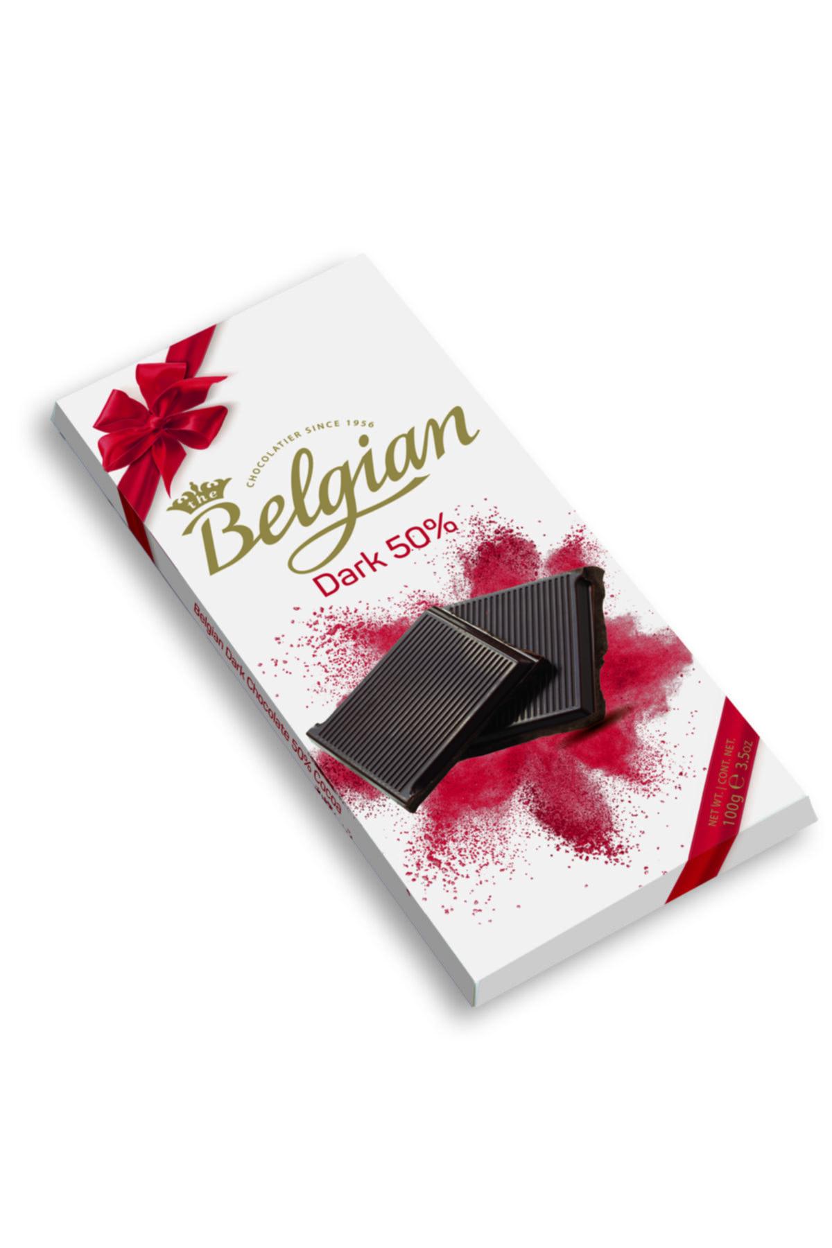 IKEA %50 Bitter Belçika Çikolatası 100g 1