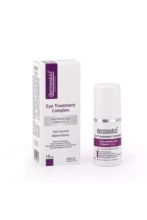 Dermoskin Eye Treatment Complex 15 Ml (göz Çevresi Bakım Kremi)