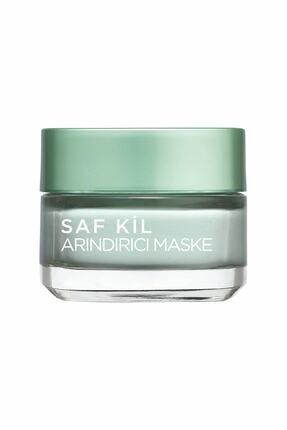 L'Oreal Paris Saf Kil Arındırıcı Maske - Pure Clay 50 Ml 3600523306237