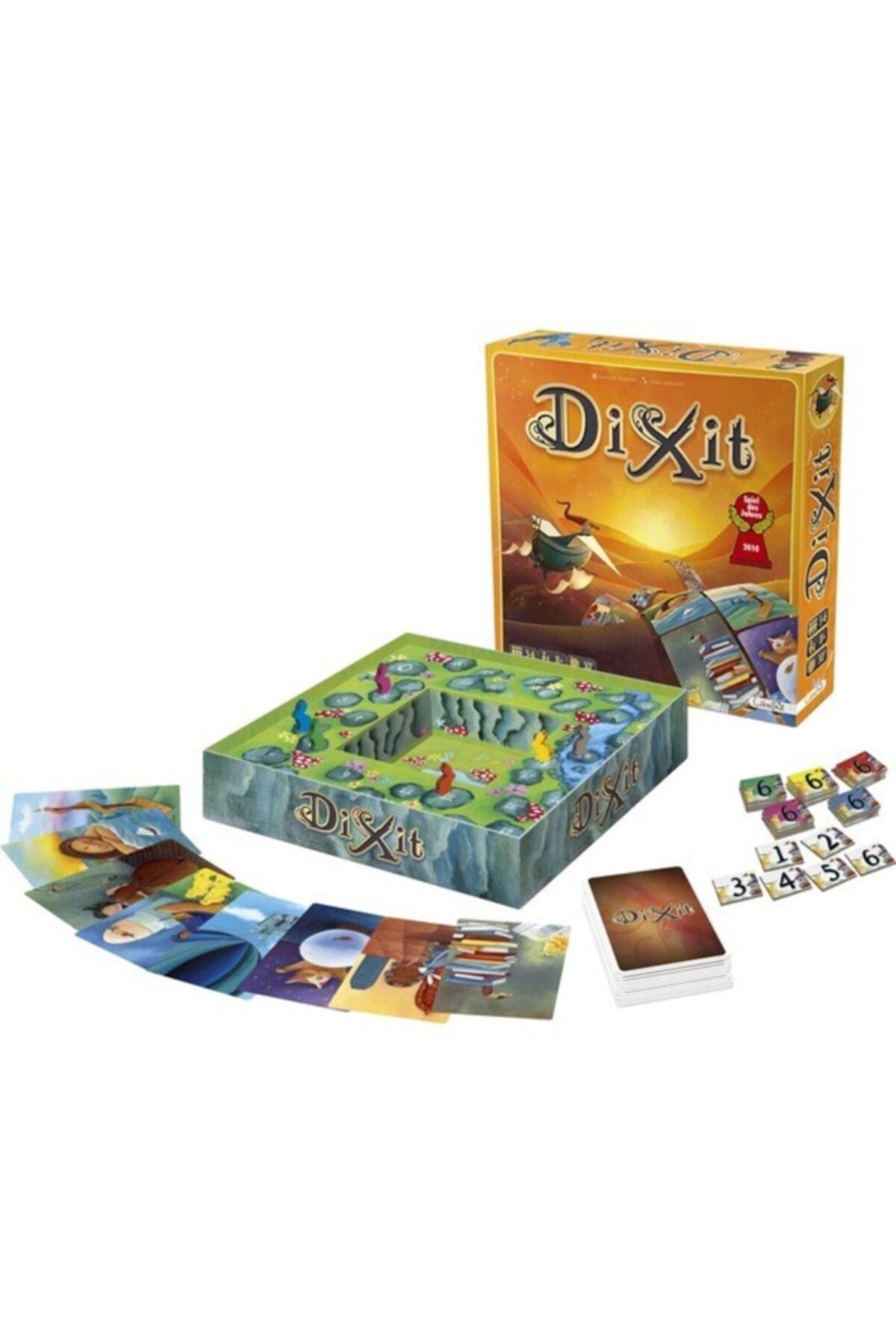 Monopoly Dixit Anahtar Cümle Oyunu 2