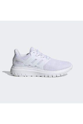 adidas ULTIMASHOW Beyaz Kadın Koşu Ayakkabısı 100663935
