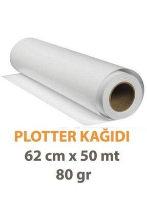 Bilgitaş Plotter Kağıdı 62 Cm X 50 Mt 80 Gr