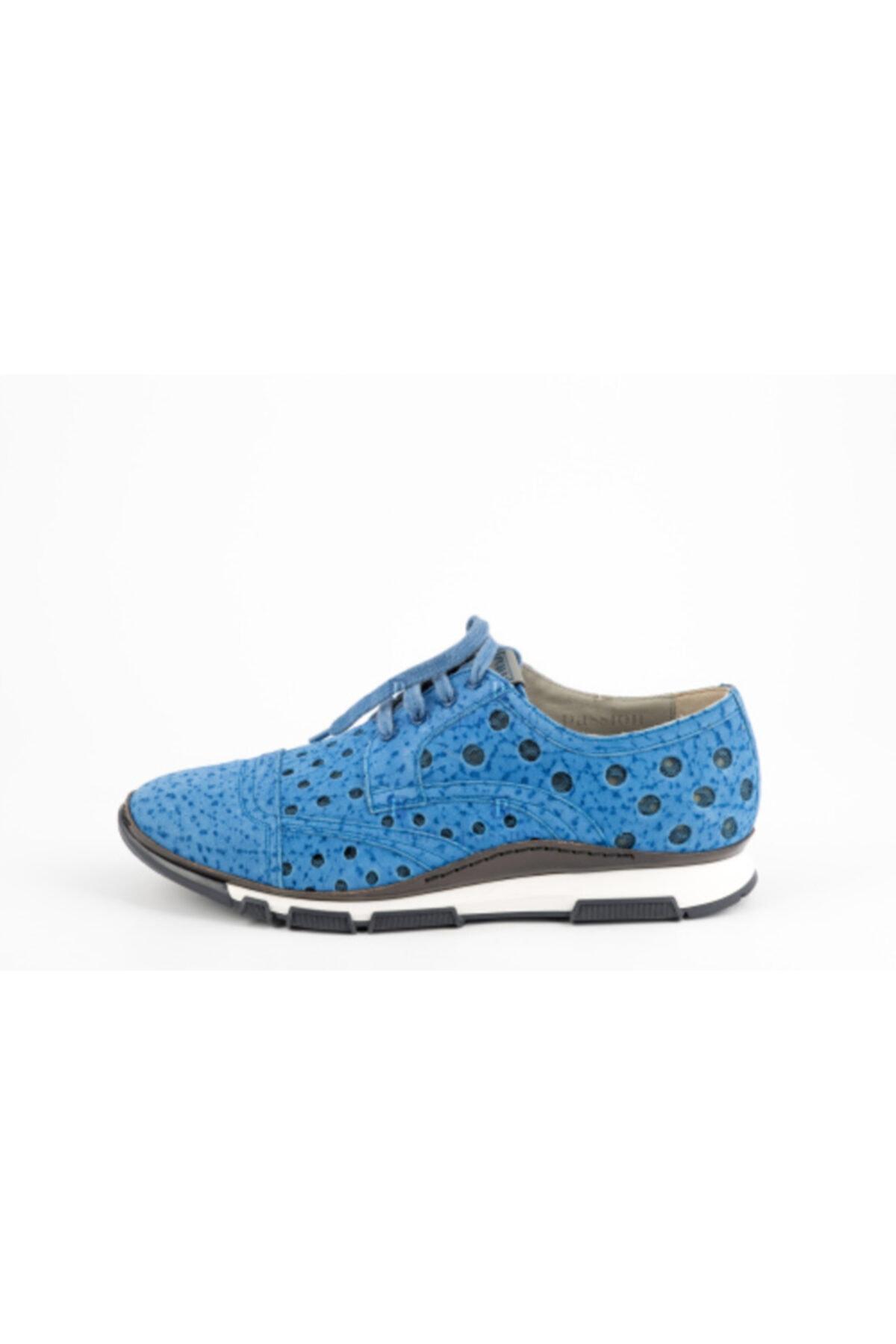 Dolce Gabbana Erkek Mavi Sneakers 1