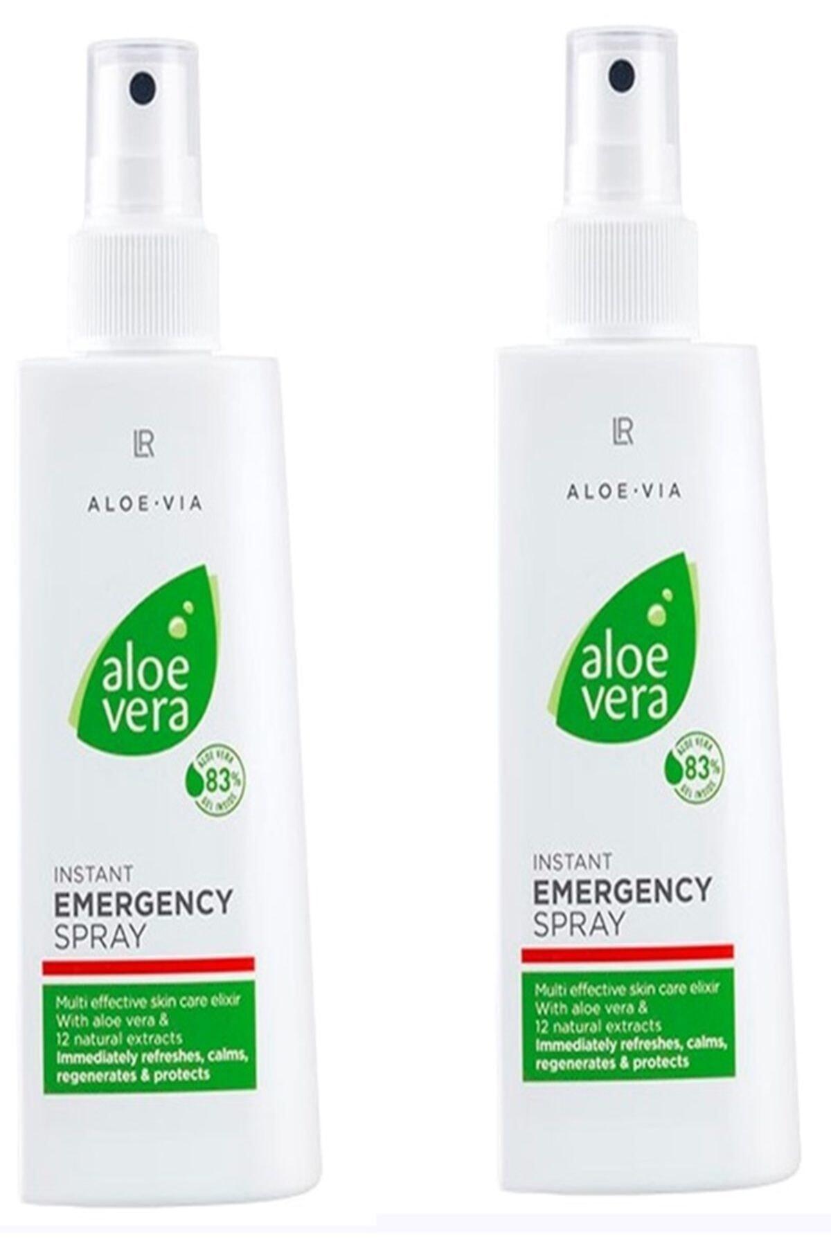 LR Aloe Vera Acil Yardım Spreyi 150 Ml X 2 Adet 1