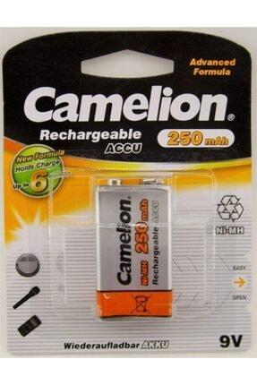 TNL Camelion 9v 250mah Şarjlı Kare Pil
