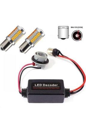 Techmaster 1156 Soket Canbus Arıza Işığı Dekoder Söndürücü 2 Adet