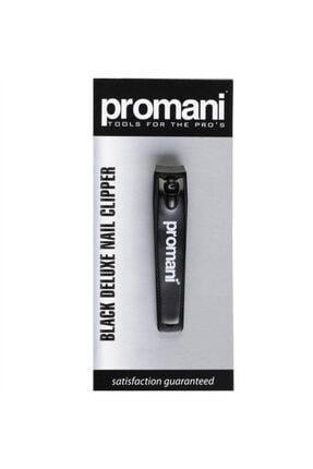 Promani Siyah Delux Tırnak Makası Pr-110