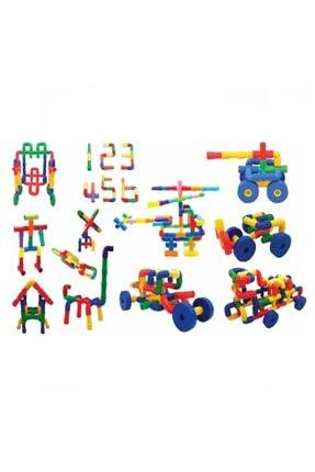 LEGO King Kids Tekerlekli Boru 72 Parça