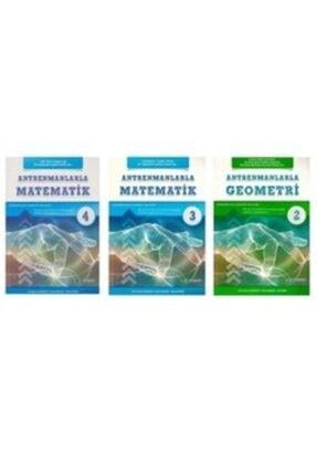 Antrenmanlarla Matematik Yayıncılık Antrenmanlarla Matematik Geometri Seti 4.3.2. Kitap