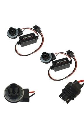 Techmaster 3156 Soket Canbus Arıza Işığı Dekoder Söndürücü 2 Adet